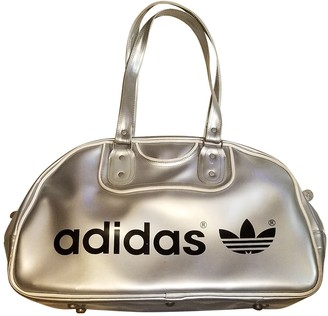 adidas Silver Plastic Travel bags