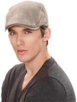 Kenmont Summer Spring Unisex Men 100% Cotton Visor Golf Cabbie Newsboy Cap Hat