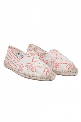 Soludos Lalesso Espadrille - Insect