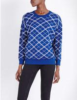 Sandro Carl knitted jumper