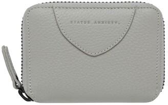 Status Anxiety SA1713 Wayward Zip Around Wallet