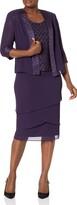 Thumbnail for your product : Le Bos Women's 3 Piece Asymmetric Hem Pleated Skirt Set