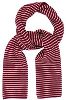 Tory Burch Striped Wool Scarf w/ Tags