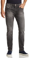 Mavi Jeans Jake Slim Fit Jeans in Grey Distressed Williamsburg