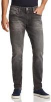 Mavi Jeans Jake Slim Fit Jeans in Grey Distressed Williamsburg