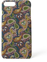 Pretty Green Vintage Paisley Iphone7 Plus Case