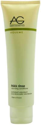 AG Hair Cosmetics 6Oz Thikk Rinse Volumizing Conditioner