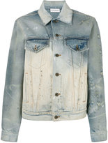 Faith Connexion stonewashed denim jacket - women - Cotton - S