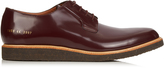 Common Projects Raised-sole lace-up leather derby shoes