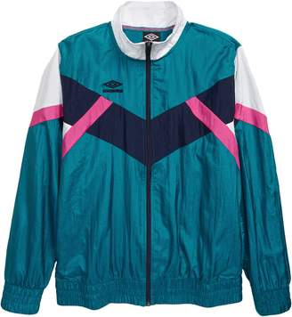 Umbro Retro Wind Zip Jacket