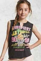 Forever 21 Girls Champions Tee (Kids)