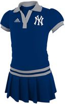 New York Yankees Adidas polo dress - toddler