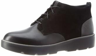 Clarks Un Balsa Mid Womens Ankle Boots