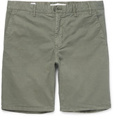 Norse Projects - Aros Cotton-twill Shorts