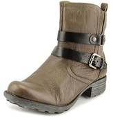 Earth Origins Paula Women Round Toe Leather Boot.