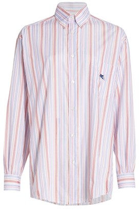 Etro Finale Striped Shirt
