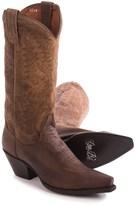 "Dan Post Santa Rosa 12"" Cowboy Boots - Leather, Snip Toe (For Women)"