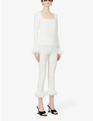 Sleeper The Weekend Chic recycled-polyester pyjama set