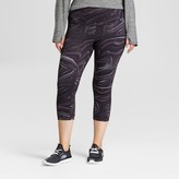 Champion Women's Plus-Size Embrace Reversible Leggings