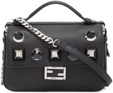 Fendi Micro Studded Double Baguette Bag