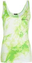 Versace Tie-Dye print sleeveless top