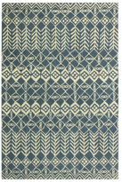 Bashian Rugs Redbank Hand-Tufted Wool and Cotton Rug