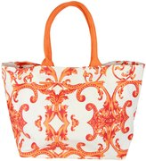 Indian Summer Regal Medium Tote (Women) - Orange - One Size