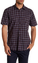 James Campbell La Joya Regular Fit Plaid Shirt
