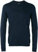 Pal Zileri v-neck sweater - men - Silk - 48