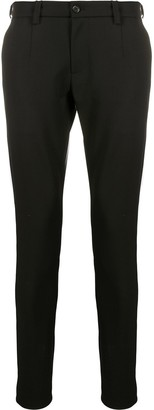 Dolce & Gabbana Side-Stripe Tapered Trousers
