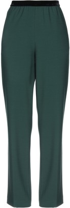 JUPE DE SATIN Casual pants