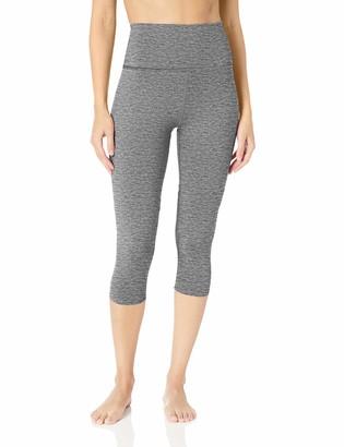 Core Products Amazon Brand - Core 10 Women's All Day Comfort High Waist All Day Comfort High Waist Capri Yoga Legging - 22