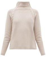 Max Mara S Narvel Sweater - Womens - Light Grey