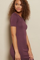 Garage Bodycon T-Shirt Dress