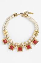 Vince Camuto 'Pyramid Rocks' Collar Necklace