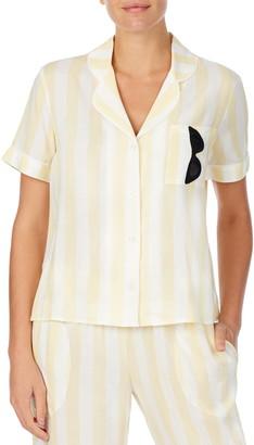 Shady Lady Short Sleeve Pajama Shirt