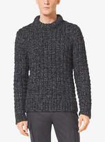 Michael Kors Alpaca Wool Crewneck Sweater