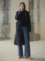 Noir H Coat