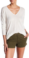 Joie Agnia Long Cashmere Sweater