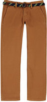 Scotch Shrunk COTTON-BLEND TWILL CHINOS