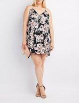 Plus Size Racerback Dress - ShopStyle