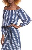 Show Me Your Mumu Women's Lima Scrunch Crop Top