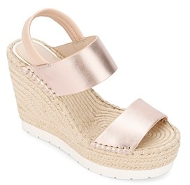 Kenneth Cole Women's Olivia Espadrille Wedge Heel Sandals