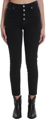 IRO Sorbon Jeans In Black Denim