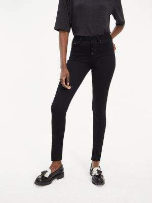 Tommy Hilfiger Como Skinny Fit Organic Cotton Jeans