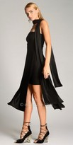 Julian Chang Arlette Dress with Scarf