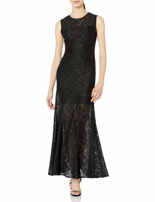 BCBGeneration Women's Lace Gown