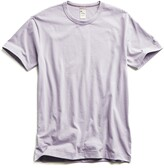 Todd Snyder + Champion Champion Basic Jersey Tee in Wisteria