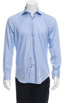 Peter Millar Gingham Button-Up Shirt w/ Tags