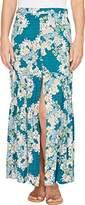 O'Neill Junior's Samara Button Front Skirt